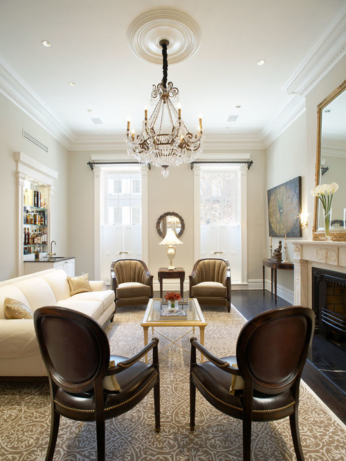 Benjamin Moore Opaline living room