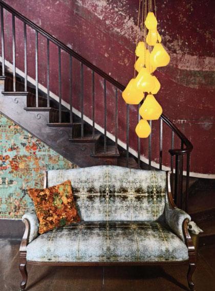 rustic bohemian interior design ideas 2017