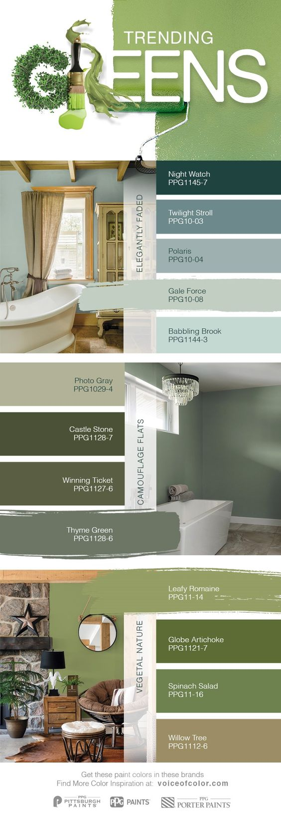 Interior Design Ideas - Interiors By Color