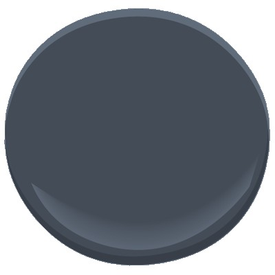 Benjamin Moore Hale Navy Paint Color Ideas