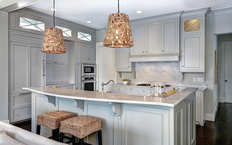 Kitchen Benjamin Moore Gray Owl