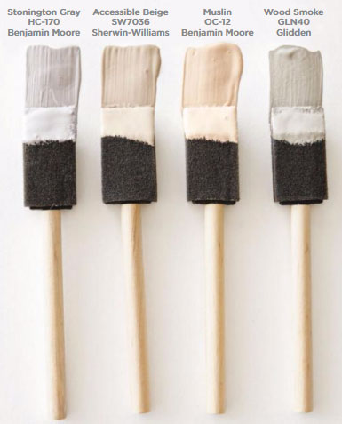 Power Neutrals Paint Colors