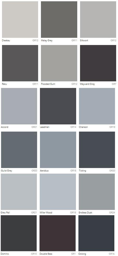 Dulux Interior Paint Colours Accord