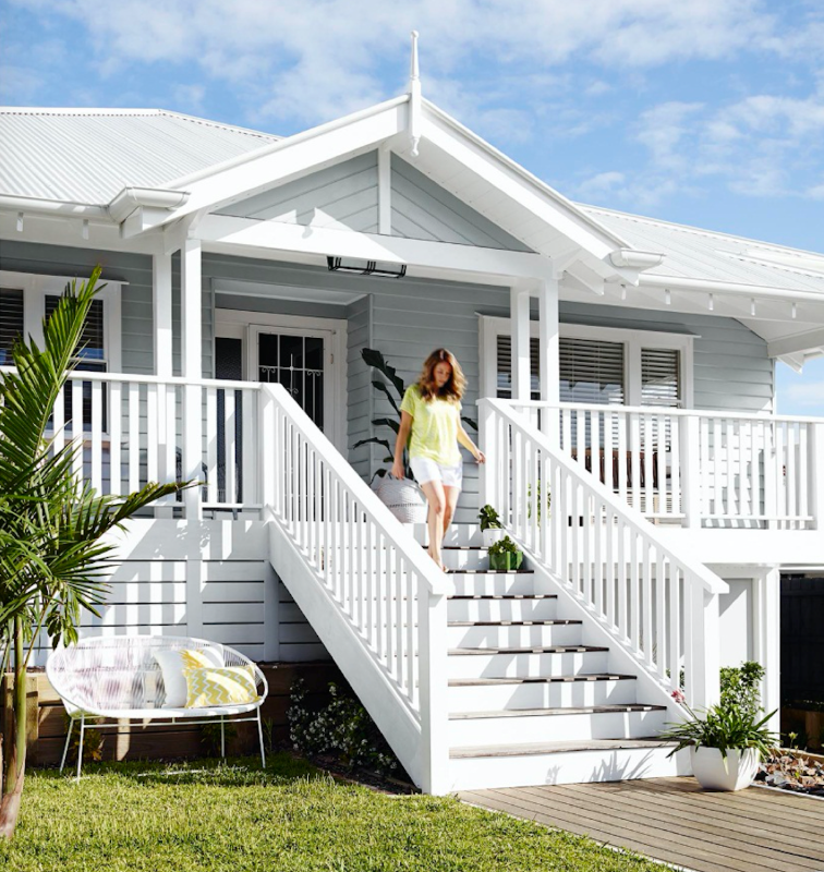 Exterior Home Painting Cost: Grey Colour Charts Dulux Australia
