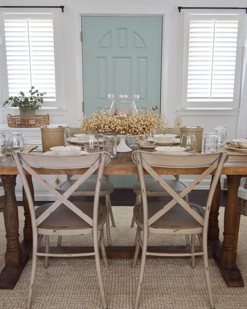 Exterior Door Benjamin Moore Wythe Blue Paint Color Ideas
