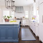 Benjamin Moore Van Deusen Blue - Navy Paint Color Schemes Kitchen 1