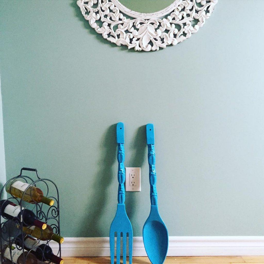 Benjamin Moore Wythe Blue Paint Color Ideas