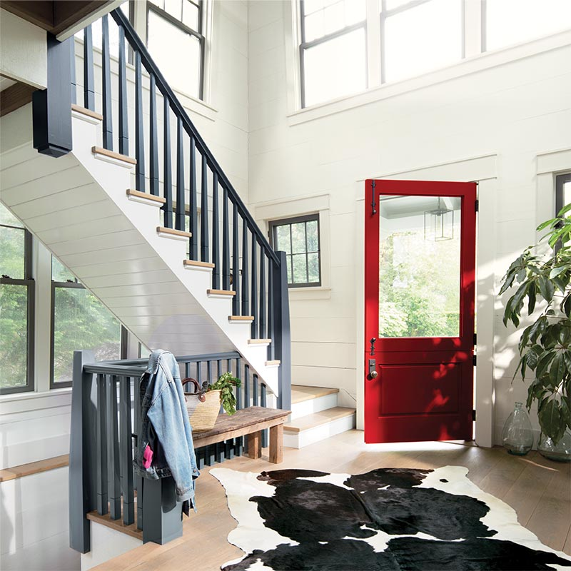 Benjamin Moore's Color of the Year 2018 - Caliente AF-290