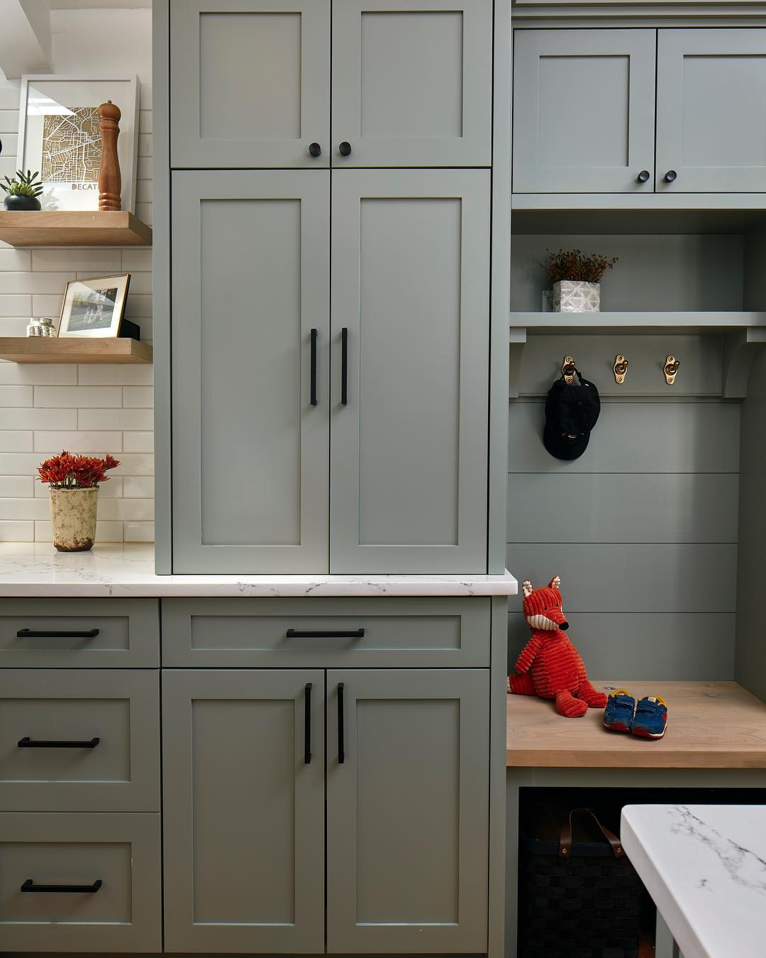 Paint Your Kitchen Cabinets Blue