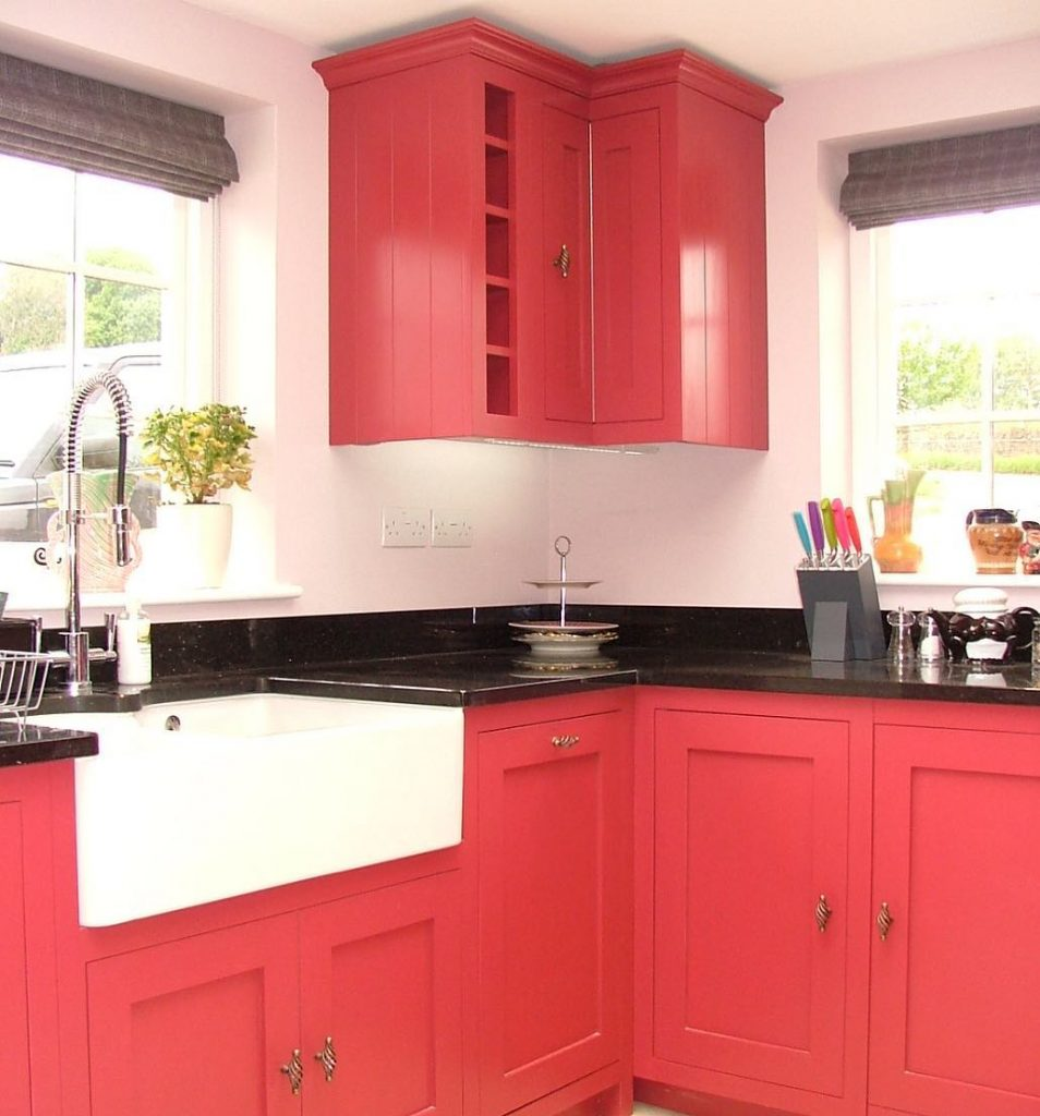 Farrow & Ball Rectory Red Paint Color Schemes - Interiors ... - photo#9