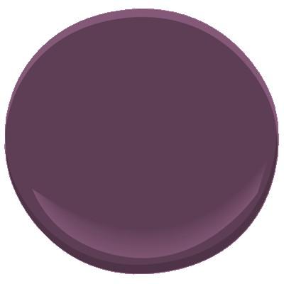 Benjamin Moore Autumn Purple