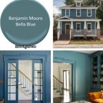 Benjamin Moore Bella Blue