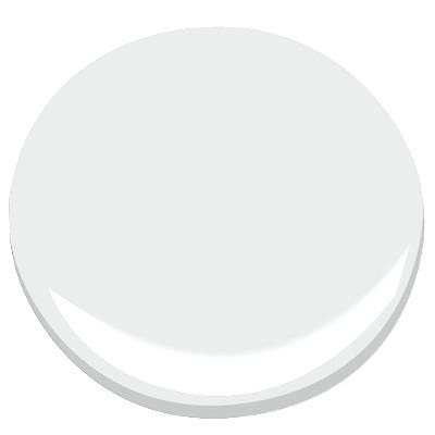 Benjamin Moore Chalk White Paint Color Schemes