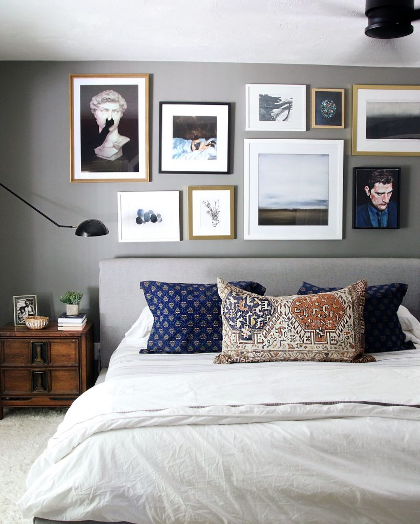 Benjamin Moore Chelsea Gray Paint Color Schemes