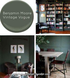 Benjamin Moore Vintage Vogue