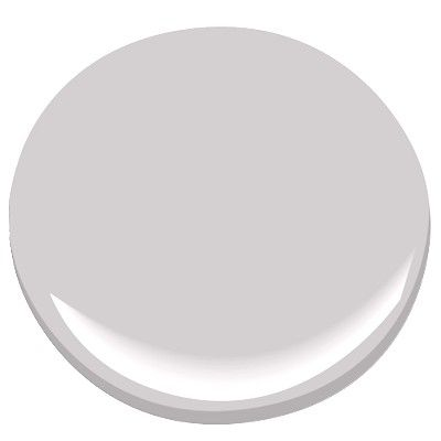 Benjamin Moore Violet Pearl Purple Paint Color