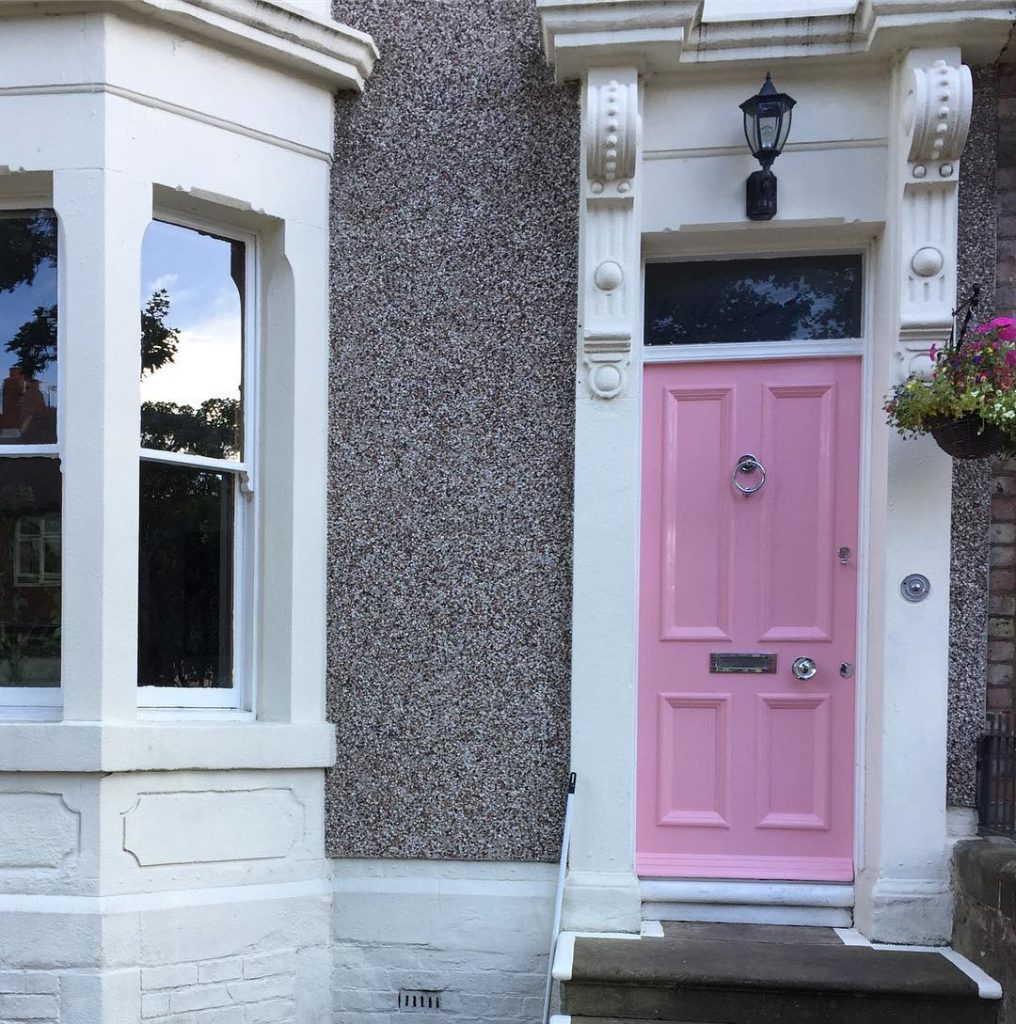 Farrow And Ball Pale Blue Bedroom: Farrow & Ball Nancy's Blushes Paint Color Scheme