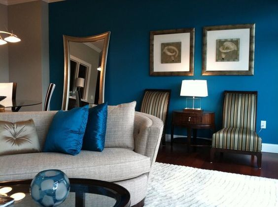 Benjamin Moore Caribbean Blue Water Interiors By Color