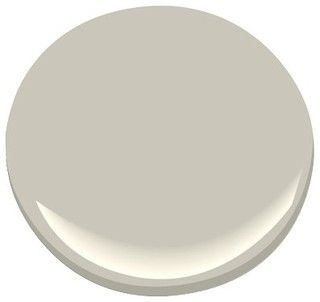 Benjamin Moore Fog Mist Gray Paint Color