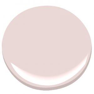 Benjamin Moore Paisley Pink
