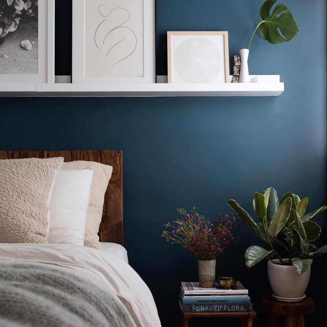 Bedroom Interior Colors