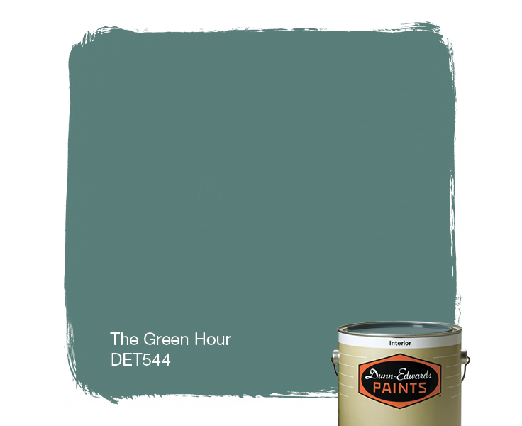 Dunn Edwards The Green Hour