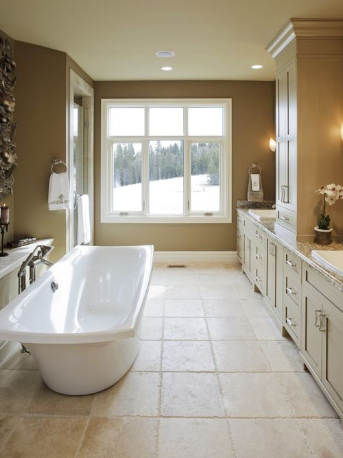 Bathroom-Walls-Painted-in-Benjamin-Moore-Caramel-Corn Paint Ideas Kitchen Bath on bath chairs, bath ceiling paint, bath tile paint, bath paint patterns, bathroom color ideas, bath tub paint, bath paint colors, garden tub decorating ideas, bath wallpaper,