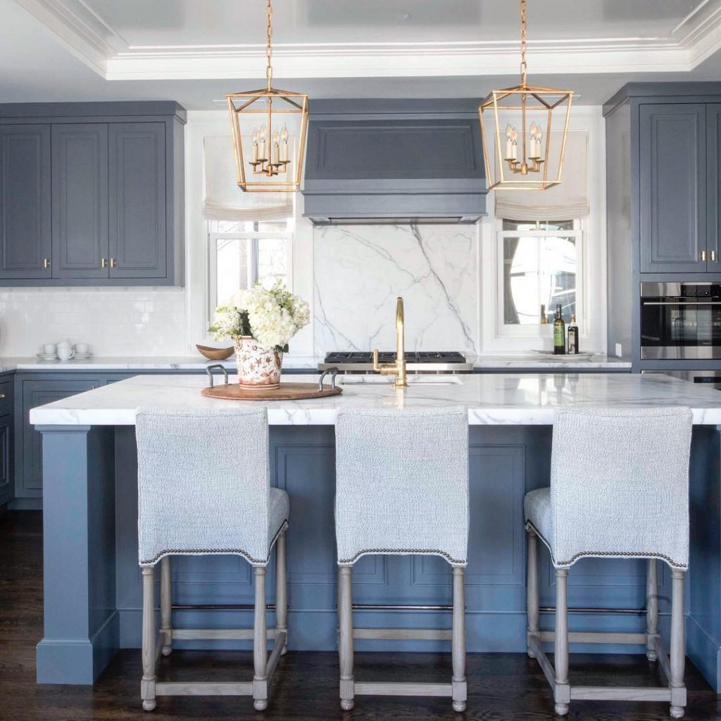 Benjamin Moore Ocean Floor Interiors By Color 1