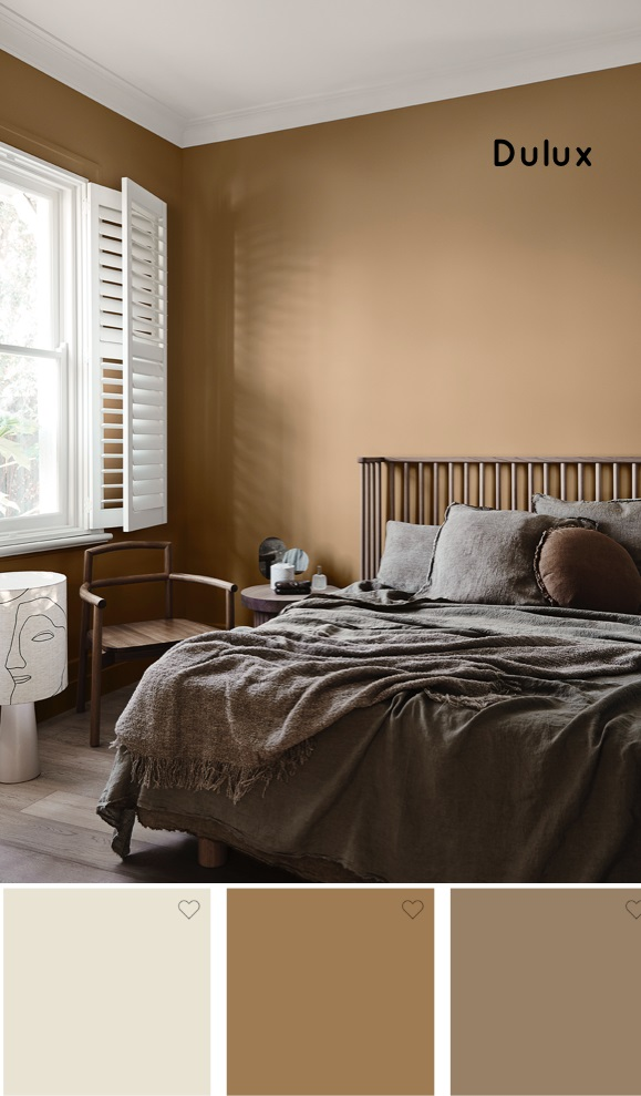 Dulux Fantan neutral paint color 2020