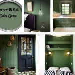 Farrow & Ball Calke Green Examples