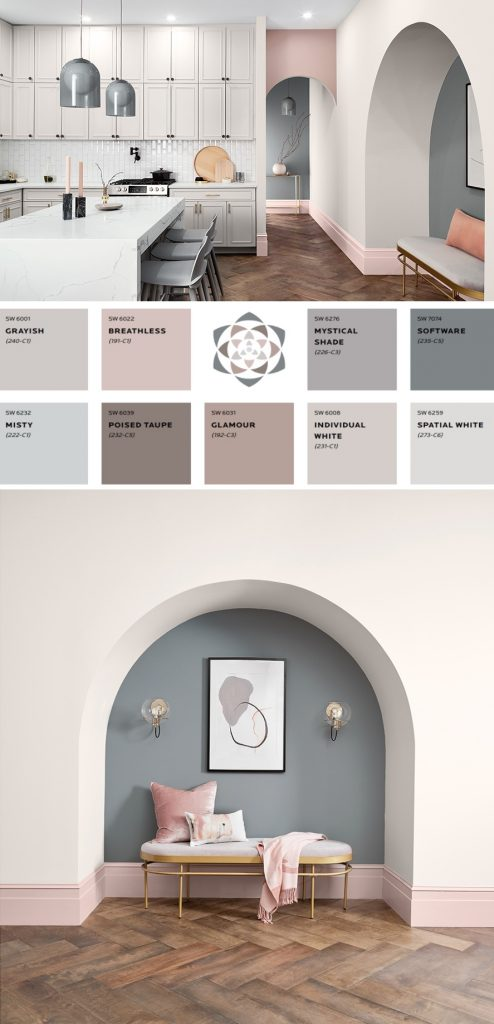 Sherwin Williams Mantra 2020 Neutral Color Palette