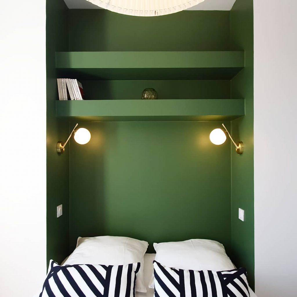 calke green farrow ball bedroom paint