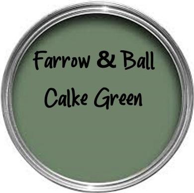 calke green farrow ball
