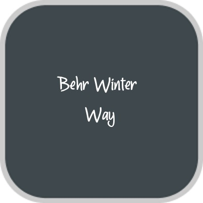 Behr Winter Way