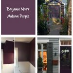 Benjamin Moore Autumn Purple