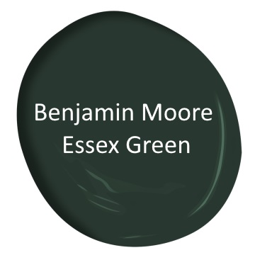 Benjamin Moore Essex Green