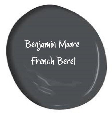 Benjamin Moore French Beret