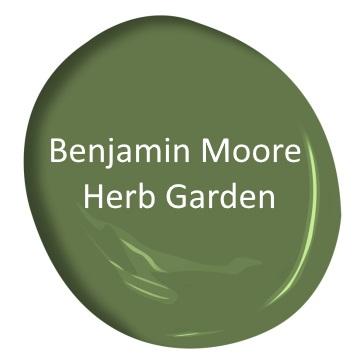 Benjamin Moore Herb Garden
