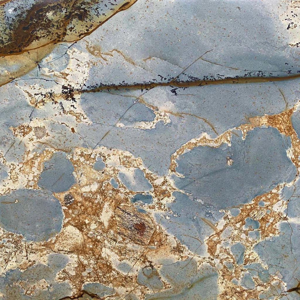 Blue roma marble from italy