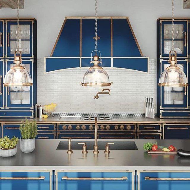 Beautiful Kitchens By L Atelier Paris Interiors By Color
