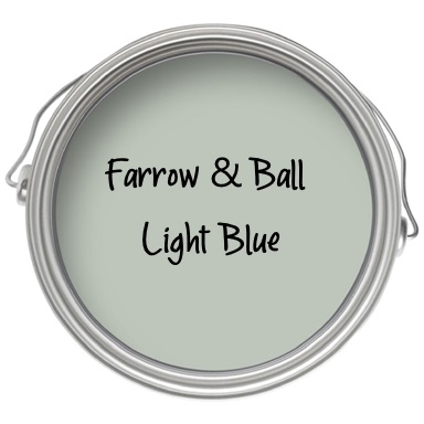 Farrow & Ball Light Blue