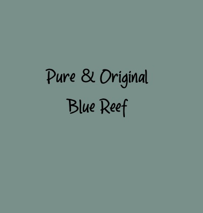 Pure & Original's Blue Reef