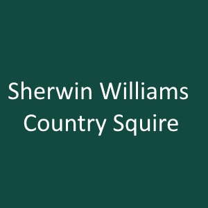 Sherwin Williams Country Squire