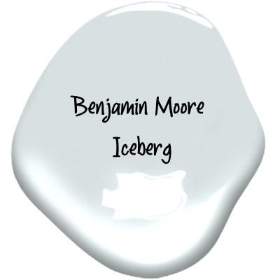 Benjamin Moore Iceberg