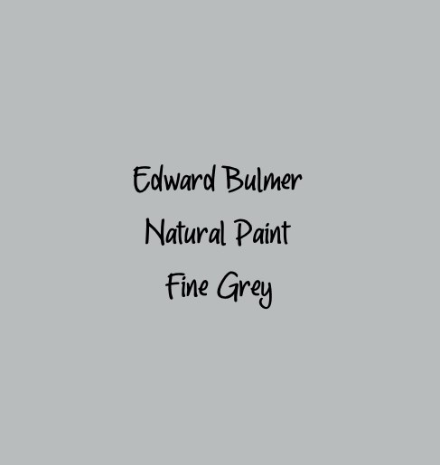 Edward Bulmer Paint Fine Grey