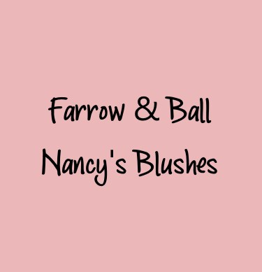 Farrow & Ball Nancy's Blushes