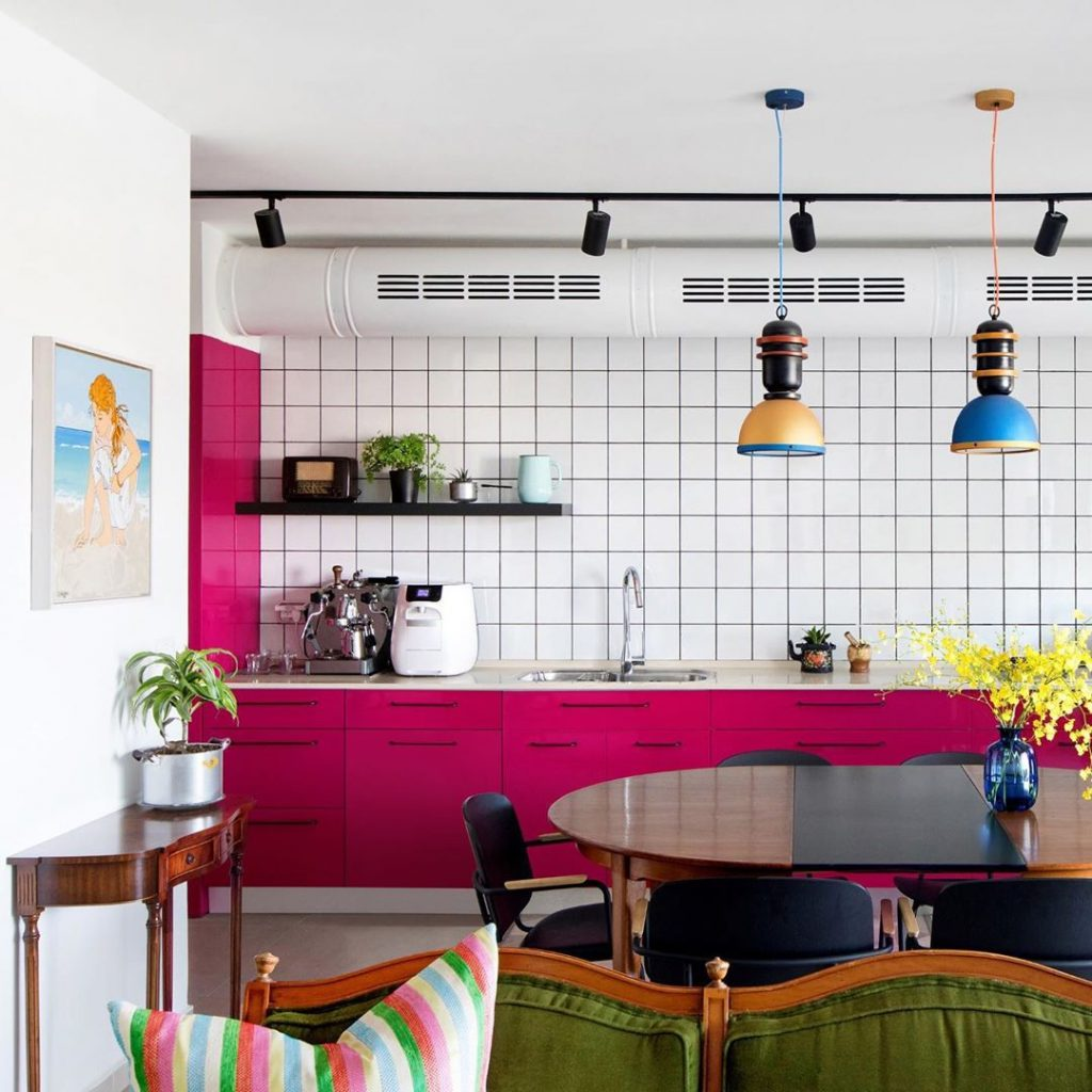 Pink Interior Design Inspiration for 2020 - Interiors By Color