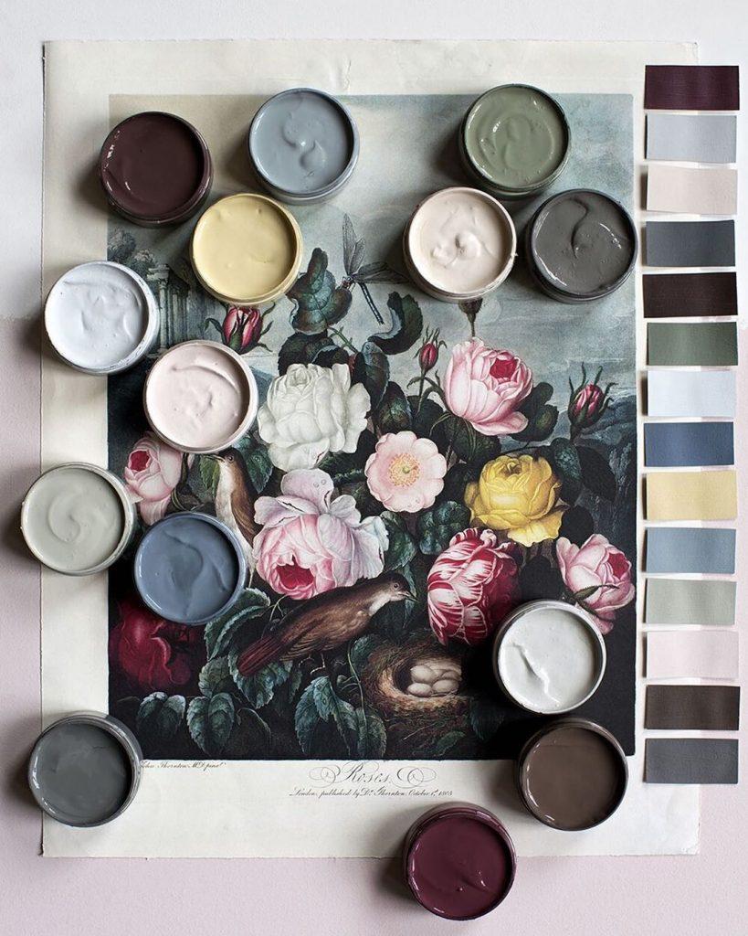 Paint color schemes for 2020