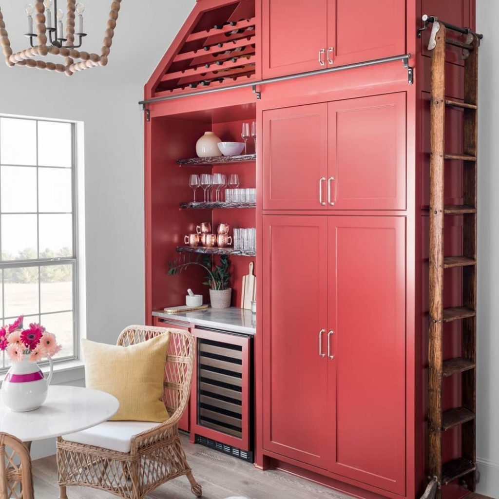 Red Paint Colors for 2020 - Interiors By Color