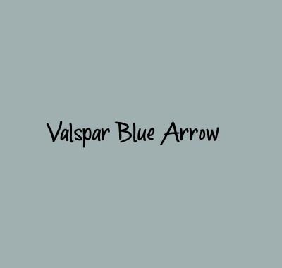 Valspar Blue Arrow,